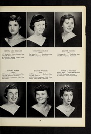 Page 17, 1957 Edition, Fisher College - Beacon Yearbook (Boston, MA) online yearbook collection