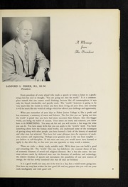 Page 7, 1957 Edition, Fisher College - Beacon Yearbook (Boston, MA) online yearbook collection