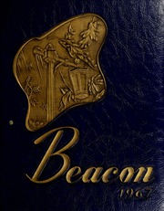 Fisher College - Beacon Yearbook (Boston, MA) online yearbook collection, 1967 Edition, Cover
