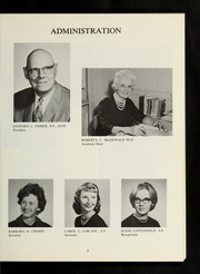 Page 11, 1967 Edition, Fisher College - Beacon Yearbook (Boston, MA) online yearbook collection