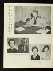 Page 14, 1967 Edition, Fisher College - Beacon Yearbook (Boston, MA) online yearbook collection