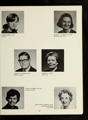 Page 17, 1967 Edition, Fisher College - Beacon Yearbook (Boston, MA) online yearbook collection