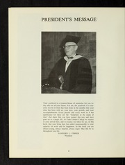 Page 8, 1967 Edition, Fisher College - Beacon Yearbook (Boston, MA) online yearbook collection