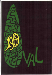 Fisk University - Oval Yearbook (Nashville, TN) online yearbook collection, 1969 Edition, Cover