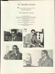 Page 17, 1969 Edition, Fisk University - Oval Yearbook (Nashville, TN) online yearbook collection
