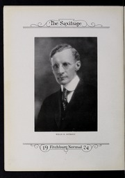 Page 16, 1924 Edition, Fitchburg State University - Saxifrage Yearbook (Fitchburg, MA) online yearbook collection