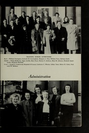 Page 15, 1949 Edition, Fitchburg State University - Saxifrage Yearbook (Fitchburg, MA) online yearbook collection