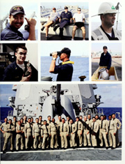 Page 13, 2001 Edition, Fitzgerald (DDG 62) - Naval Cruise Book online yearbook collection
