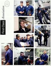 Page 16, 2001 Edition, Fitzgerald (DDG 62) - Naval Cruise Book online yearbook collection