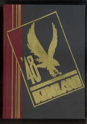 Flagstaff High School - Kinlani Yearbook (Flagstaff, AZ) online yearbook collection, 1948 Edition, Cover