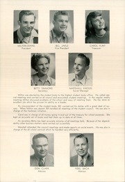 Page 16, 1948 Edition, Flagstaff High School - Kinlani Yearbook (Flagstaff, AZ) online yearbook collection