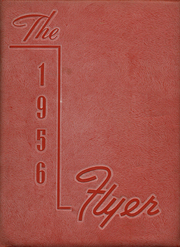Flandreau High School - Flyer Yearbook (Flandreau, SD) online yearbook collection, 1956 Edition, Cover