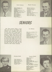 Page 7, 1956 Edition, Flandreau High School - Flyer Yearbook (Flandreau, SD) online yearbook collection