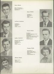 Page 8, 1956 Edition, Flandreau High School - Flyer Yearbook (Flandreau, SD) online yearbook collection