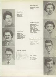 Page 9, 1956 Edition, Flandreau High School - Flyer Yearbook (Flandreau, SD) online yearbook collection