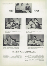 Flandreau High School - Flyer Yearbook (Flandreau, SD) online yearbook collection, 1957 Edition, Page 6