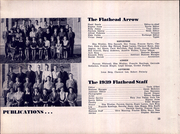 Page 16, 1939 Edition, Flathead High School - Flathead Yearbook (Kalispell, MT) online yearbook collection