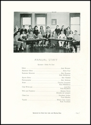 Page 13, 1945 Edition, Flathead High School - Flathead Yearbook (Kalispell, MT) online yearbook collection