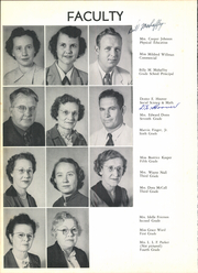 Page 12, 1953 Edition, Flatonia High School - Bulldog Yearbook (Flatonia, TX) online yearbook collection