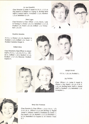 Flatonia High School - Bulldog Yearbook (Flatonia, TX) online yearbook collection, 1955 Edition, Page 16