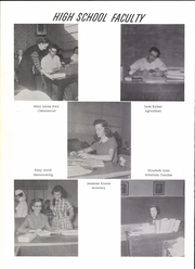 Page 12, 1957 Edition, Flatonia High School - Bulldog Yearbook (Flatonia, TX) online yearbook collection