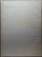 Flatonia High School - Bulldog Yearbook (Flatonia, TX) online yearbook collection, 1958 Edition, Cover