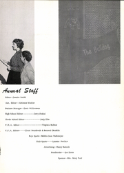 Page 7, 1958 Edition, Flatonia High School - Bulldog Yearbook (Flatonia, TX) online yearbook collection