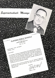 Page 9, 1958 Edition, Flatonia High School - Bulldog Yearbook (Flatonia, TX) online yearbook collection