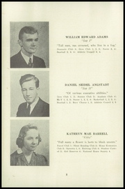 Page 12, 1941 Edition, Fleetwood High School - Tiger Tale Yearbook (Fleetwood, PA) online yearbook collection