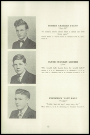 Page 16, 1941 Edition, Fleetwood High School - Tiger Tale Yearbook (Fleetwood, PA) online yearbook collection
