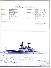 Page 9, 1982 Edition, Fletcher (DD 992) - Naval Cruise Book online yearbook collection