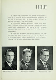 Flintridge Prep School - Log Yearbook (La Canada Flintridge, CA) online yearbook collection, 1940 Edition, Page 17