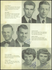 Page 12, 1954 Edition, Flintstone High School - Flint Chips Yearbook (Flintstone, MD) online yearbook collection