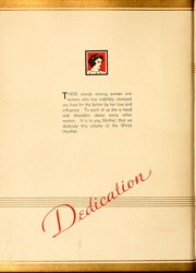 Page 10, 1934 Edition, Flora Macdonald College - White Heather Yearbook (Red Springs, NC) online yearbook collection