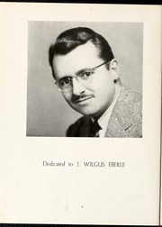Page 10, 1944 Edition, Flora Macdonald College - White Heather Yearbook (Red Springs, NC) online yearbook collection