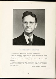 Page 14, 1944 Edition, Flora Macdonald College - White Heather Yearbook (Red Springs, NC) online yearbook collection