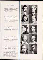 Page 17, 1944 Edition, Flora Macdonald College - White Heather Yearbook (Red Springs, NC) online yearbook collection