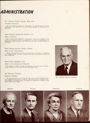 Page 17, 1948 Edition, Flora Macdonald College - White Heather Yearbook (Red Springs, NC) online yearbook collection