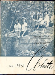 Page 6, 1951 Edition, Flora Macdonald College - White Heather Yearbook (Red Springs, NC) online yearbook collection