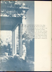 Page 8, 1951 Edition, Flora Macdonald College - White Heather Yearbook (Red Springs, NC) online yearbook collection