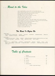 Page 11, 1956 Edition, Flora Macdonald College - White Heather Yearbook (Red Springs, NC) online yearbook collection