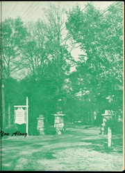 Page 7, 1956 Edition, Flora Macdonald College - White Heather Yearbook (Red Springs, NC) online yearbook collection