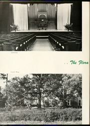 Page 8, 1956 Edition, Flora Macdonald College - White Heather Yearbook (Red Springs, NC) online yearbook collection