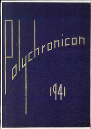 Flora Stone Mather College - Polychronicon Yearbook (Cleveland, OH) online yearbook collection, 1941 Edition, Cover