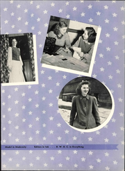 Page 11, 1941 Edition, Flora Stone Mather College - Polychronicon Yearbook (Cleveland, OH) online yearbook collection