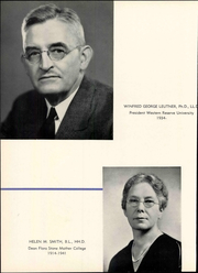 Page 14, 1941 Edition, Flora Stone Mather College - Polychronicon Yearbook (Cleveland, OH) online yearbook collection