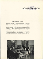 Page 15, 1941 Edition, Flora Stone Mather College - Polychronicon Yearbook (Cleveland, OH) online yearbook collection