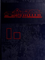 Florence Marion University - Prism Yearbook (Florence, SC) online yearbook collection, 1970 Edition, Cover