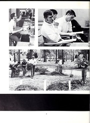 Page 12, 1970 Edition, Florence Marion University - Prism Yearbook (Florence, SC) online yearbook collection