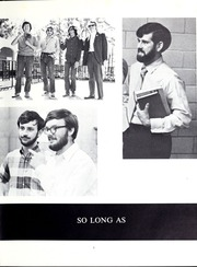 Page 7, 1970 Edition, Florence Marion University - Prism Yearbook (Florence, SC) online yearbook collection